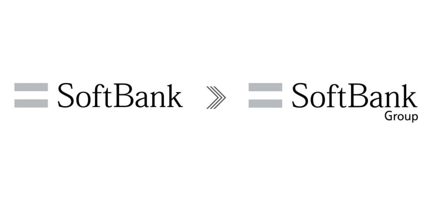 ソフトバンクグループのロゴ