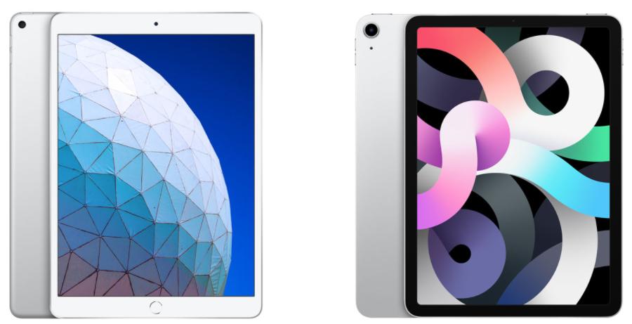 iPad Air3とiPad Air4
