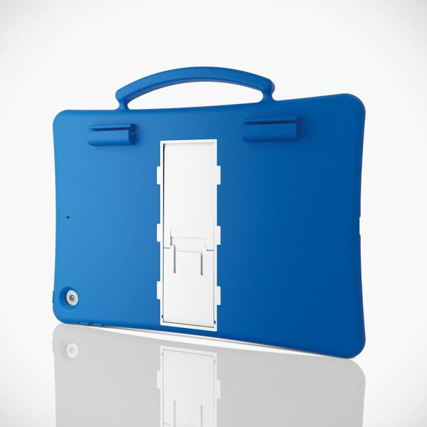 エレコム 抗菌タイプiPadケース