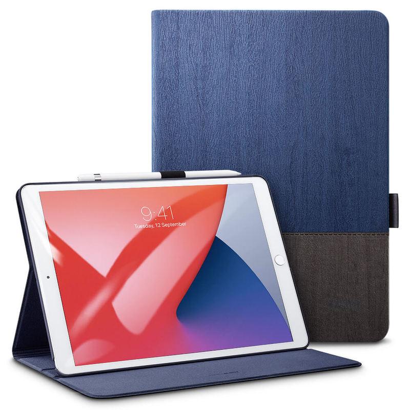 iPad 第8世代 (2020) Urban Premium フォリオケース ペンシルホルダー付き