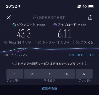 LINEモバイル計測5