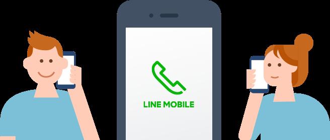 LINEモバイルの通話料