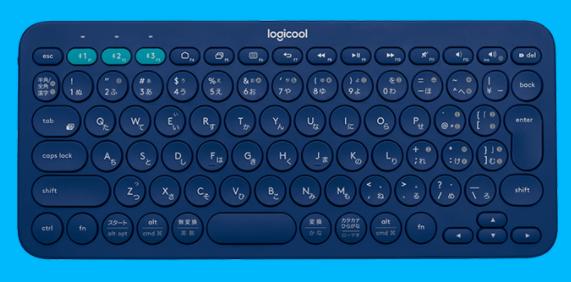 LogicoolのK380