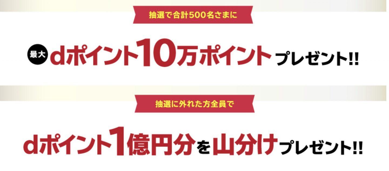 春の総額3億円還元キャンペーン