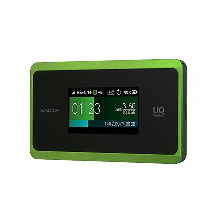 Speed Wi-Fi NEXT WX06の画像