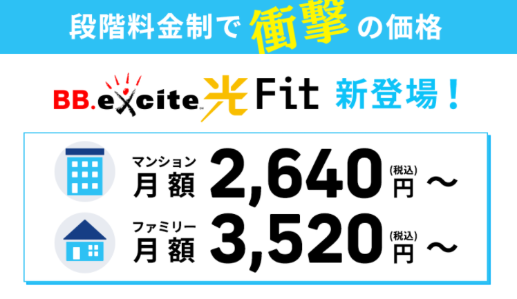 BB.excite 光 Fit
