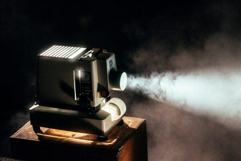 スマホ用プロジェクターのアイキャッチ画像