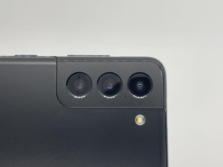 Galaxy S21+のカメラ