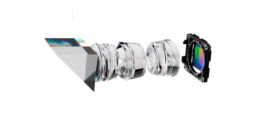 Xperia 1 III 可変式望遠レンズ