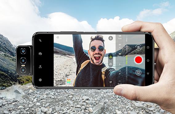 ZenFone 7 Proのカメラ