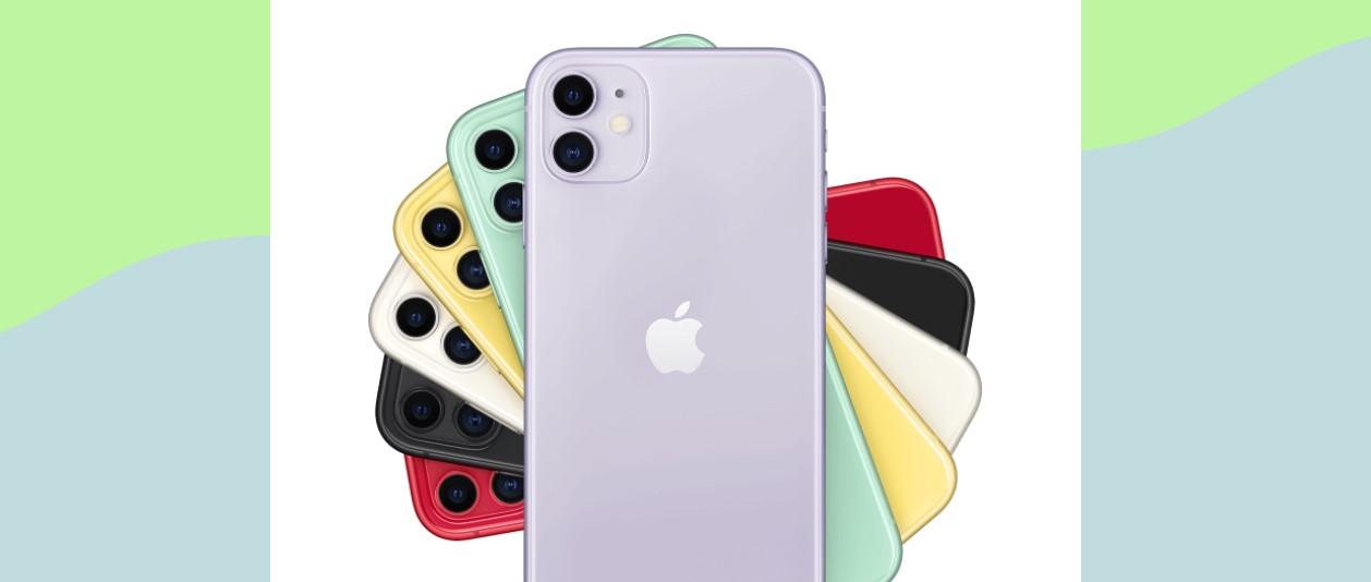 ahamoのiPhone11