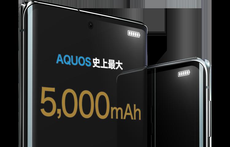 AQUOS R6とiPhone 12 Pro Maxのバッテリー比較