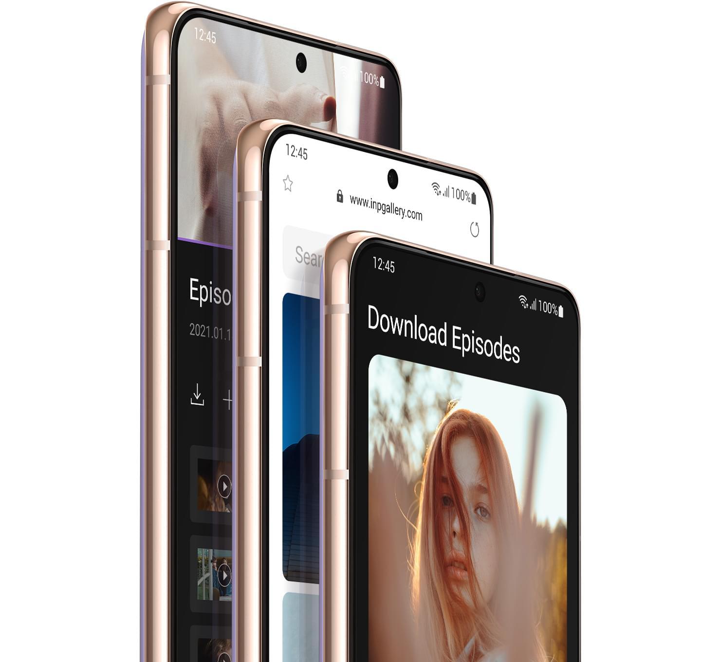 Galaxy S21シリーズ