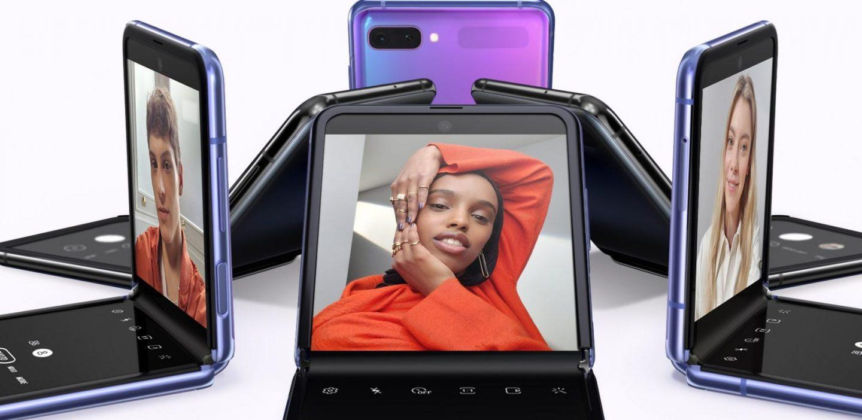 Galaxy Z Flip 5Gの画像