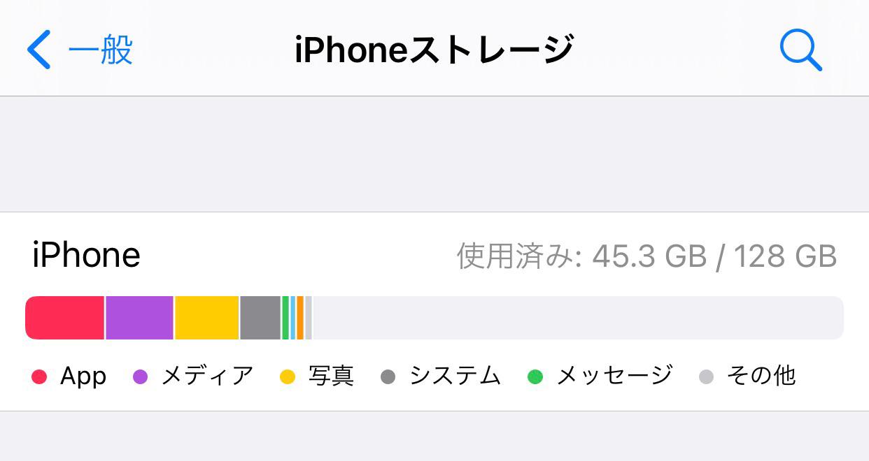 iPhoneストレージ「その他」01
