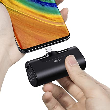iWALK 超小型モバイルバッテリー