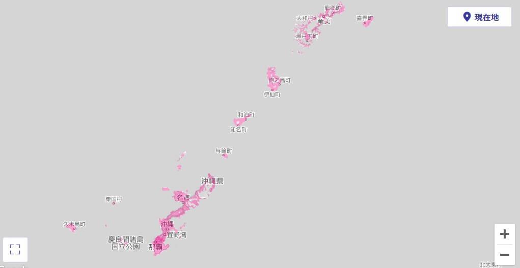 楽天エリア沖縄