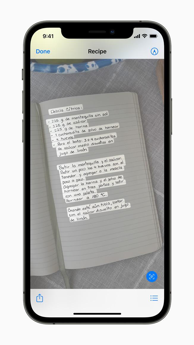 iOS 15の写真