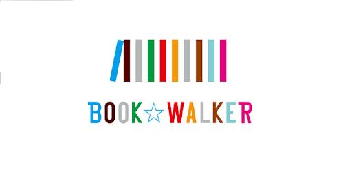 BOOK WALKERのロゴ