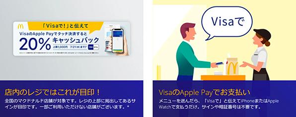 Visa キャンペーン