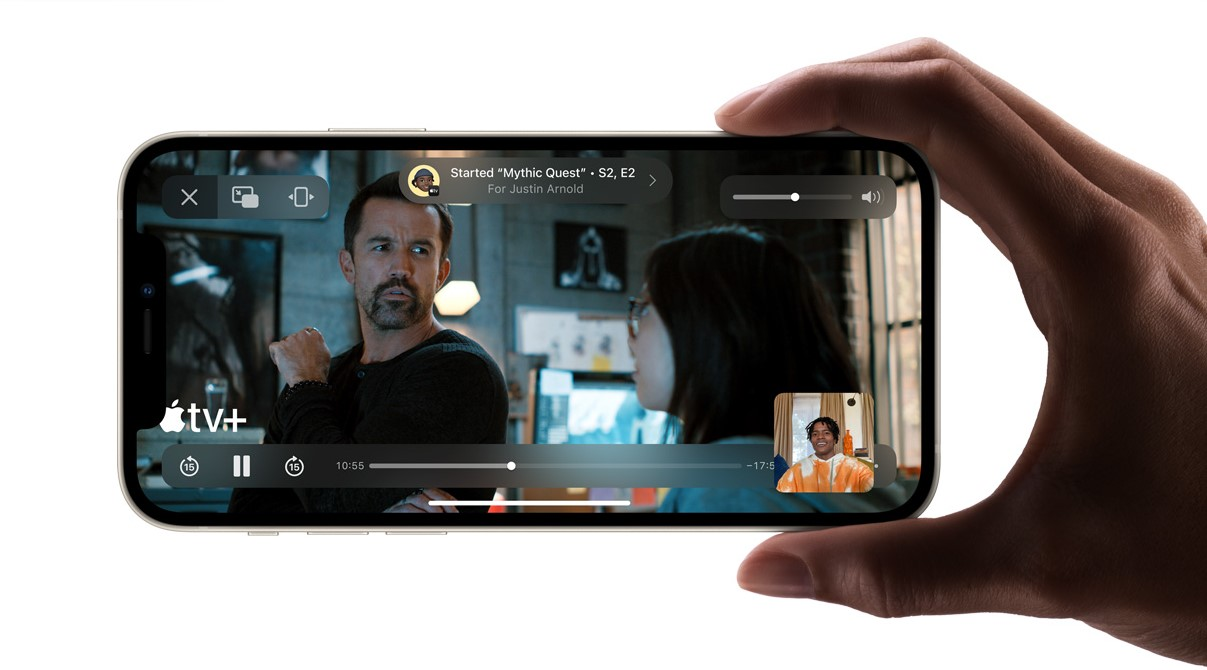 FaceTime-iOS15
