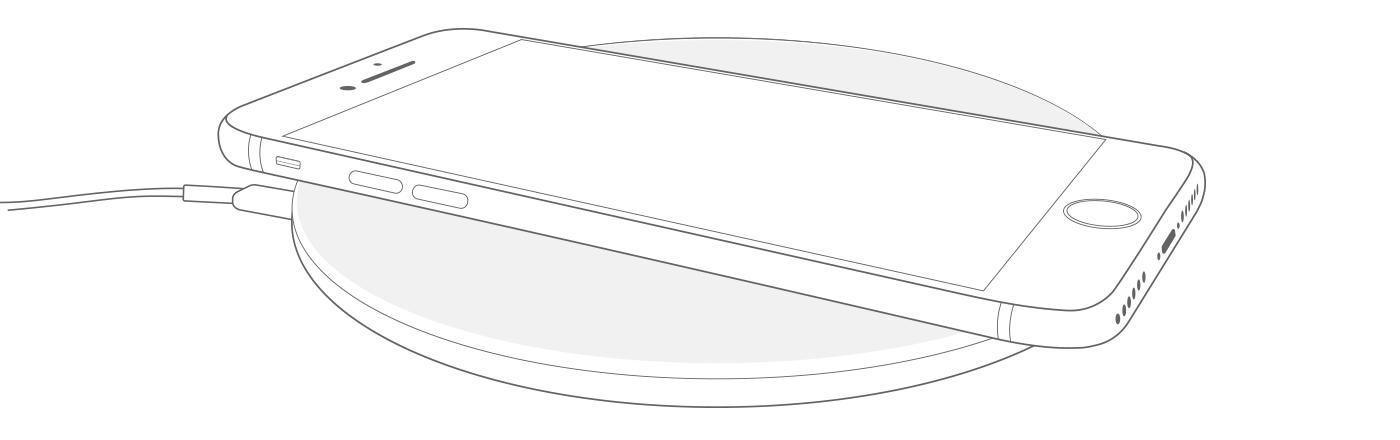 iPhone ワイヤレス充電