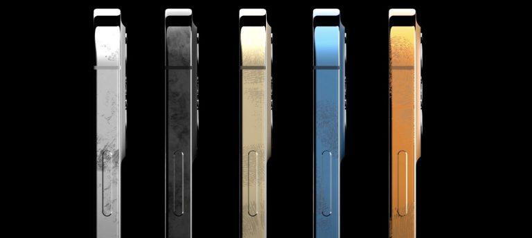 iPhone 13 カラバリ リーク