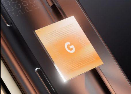 GooglePixel6のプロセッサ
