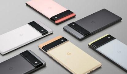 Google Pixel6