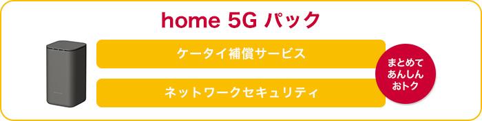 home 5Gパック
