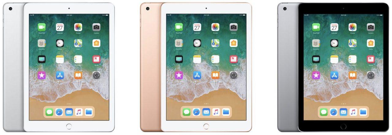 iPad (第6世代)