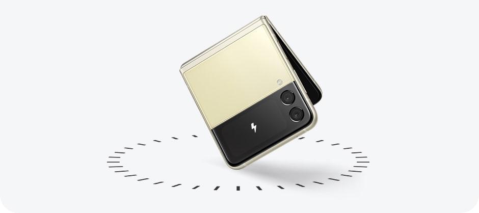 Galaxy Z Flip3 5G バッテリー