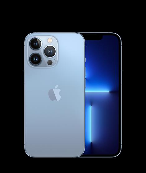 iPhone 13(シエラブルー)