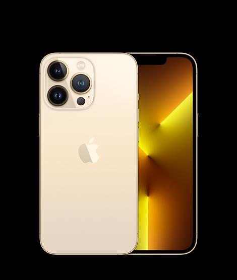iPhone 13(ゴールド)