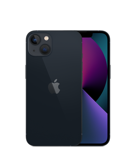 iPhone 13(ミッドナイト)