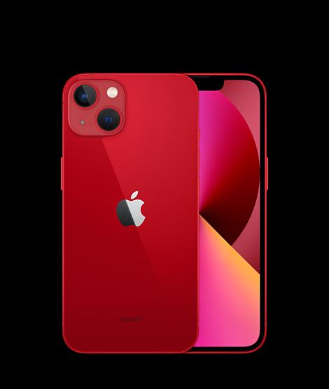 iPhone 13(レッド)