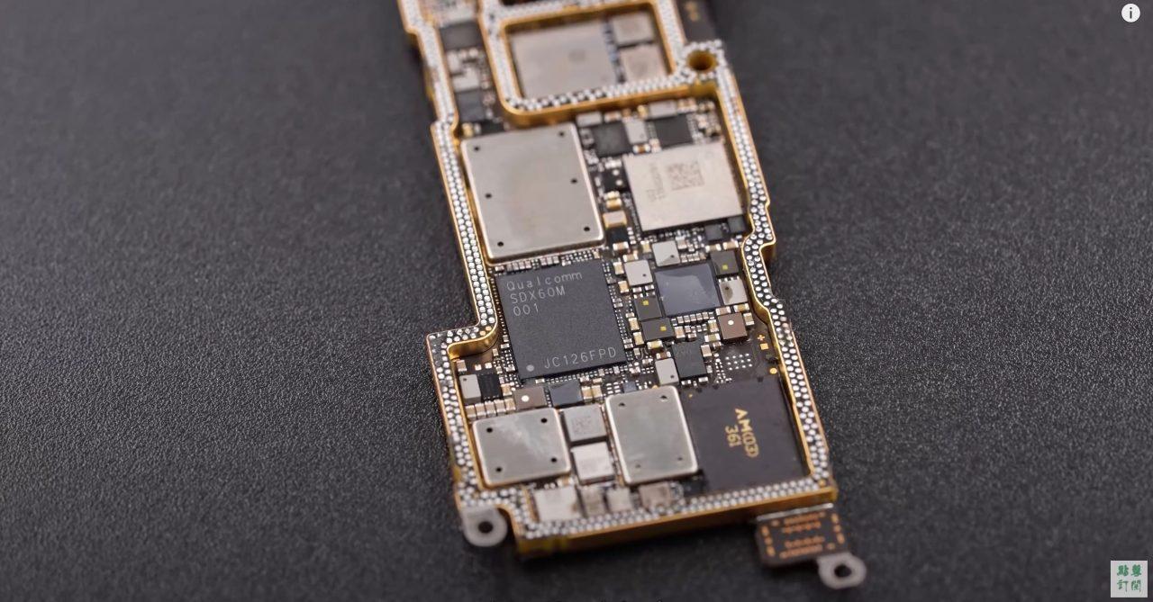 iPhone13の5Gモデム
