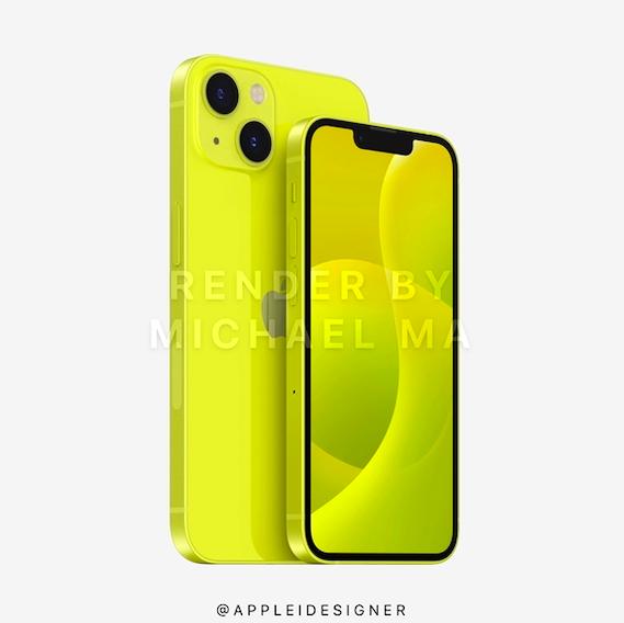 iPhone13 カラー