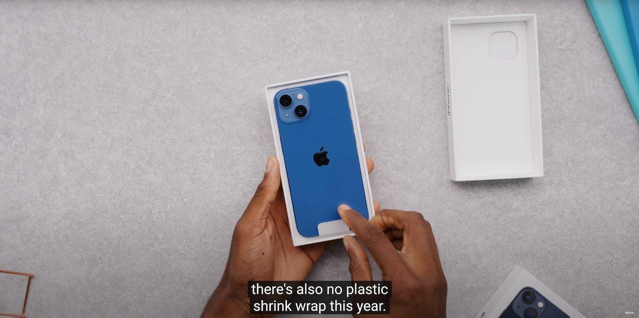 iPhone13の実機レビュー