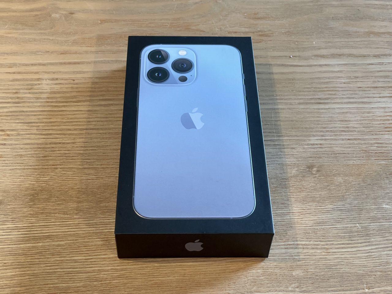 iPhone13 Pro BOX