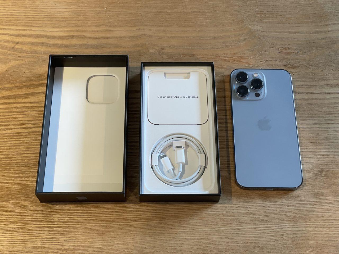 iPhone13 Pro 中身