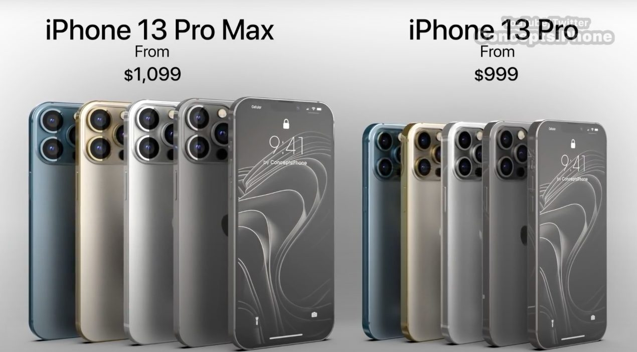 iPhone13 Pro 価格