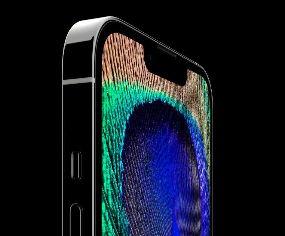 iPhone13 Proのディスプレイ