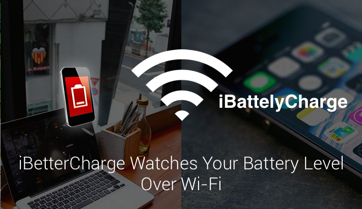 iPhoneのバッテリー残量を通知する「iBattery Charge」が素敵!