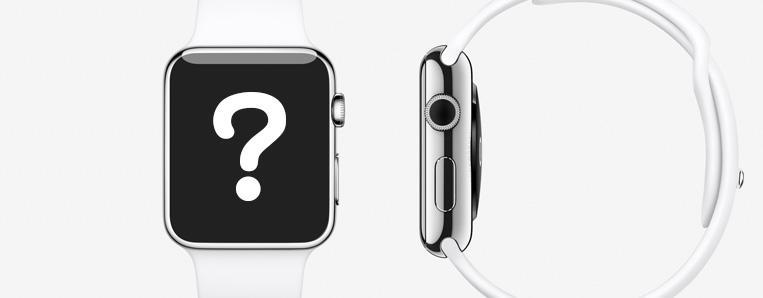 Apple Watchから想像する未来