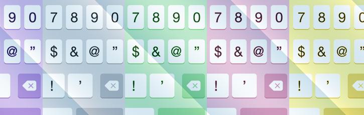 Simejiのような無料で使える iPhoneキーボード大全 Part1-Yahooキーボード