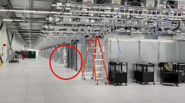 Google Data Center   Google マップ