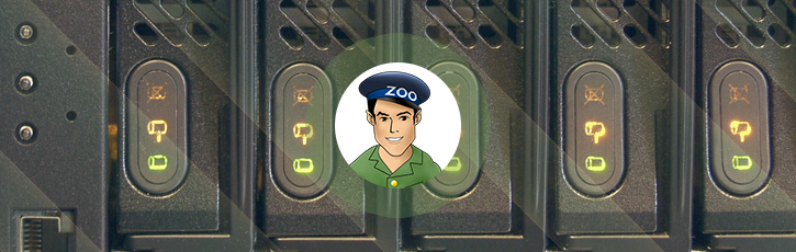 Hadoop構築の実践学習メモ2(Zookeeperの設定)