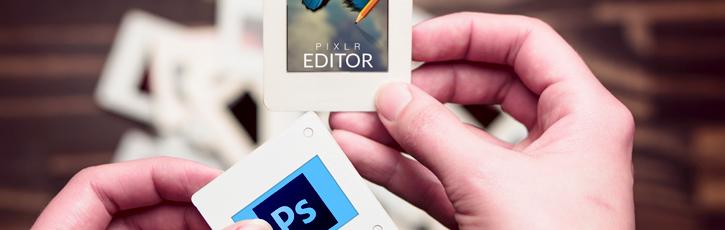 PhotoshopがないときはPixlrを使ってみたら?