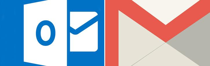 ほんの小さな差で変わるUX(GmailとOutlook)